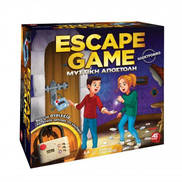 ascompany escape game mistiki apostoli grammibookshop