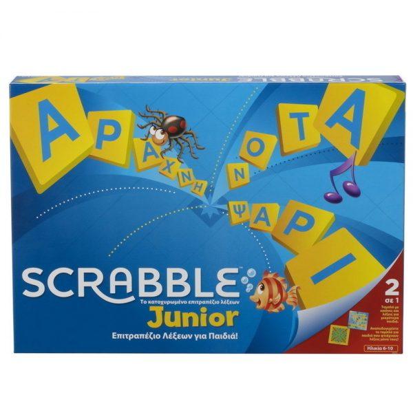 mattel scrabble junior grammibookshop y9672