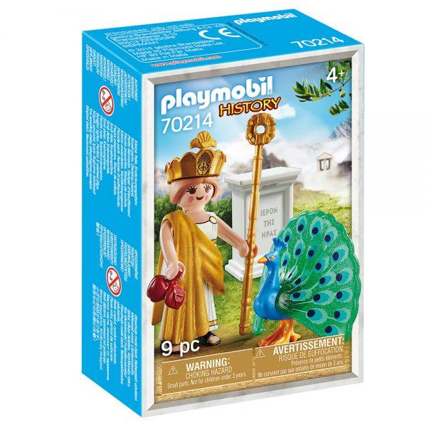 playmobil history thea ira 70214