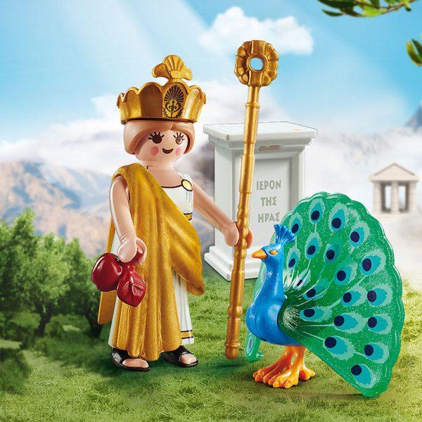 playmobil history thea ira 70214 2