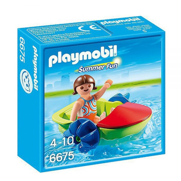 playmobil summer fun 6675