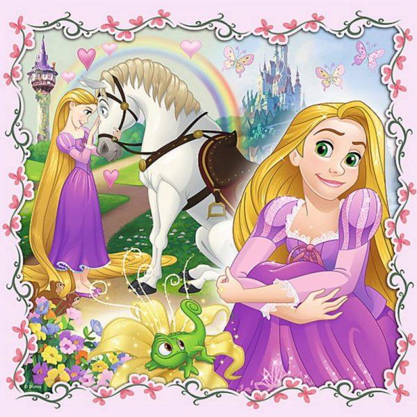 trefl puzzle princess 3in1 34842 grammibookshop 3
