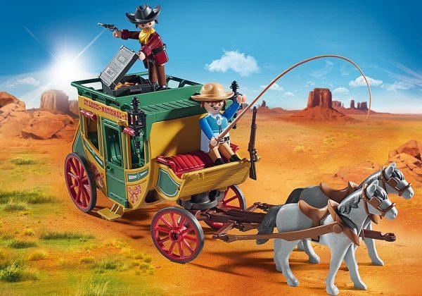 Άμαξα Άγριας Δύσης 1