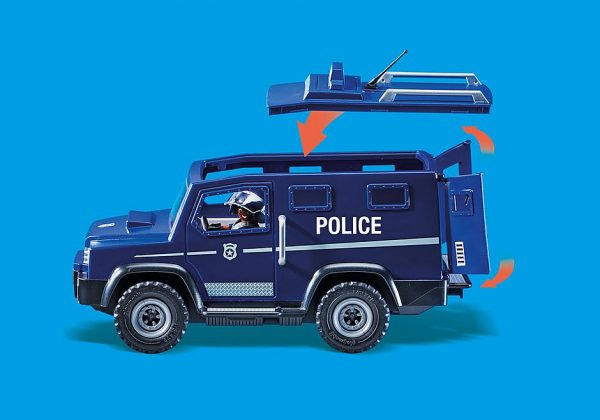 Αστυνομική επιχείρηση σύλληψης ληστών 1