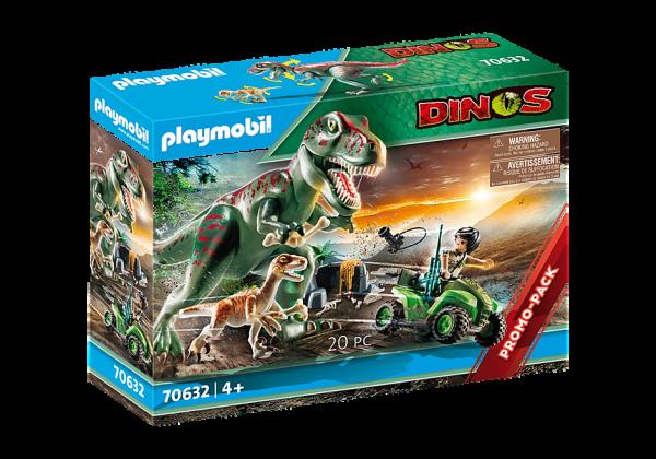 Η επίθεση των δεινοσαύρων