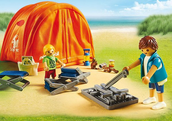 Οικογενειακή Σκηνή Camping 1