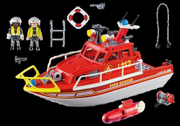 Πυροσβεστικό Σκάφος Διάσωσης 1