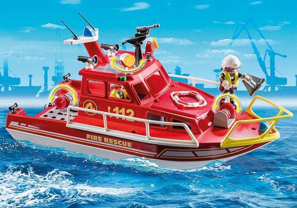 Πυροσβεστικό Σκάφος Διάσωσης