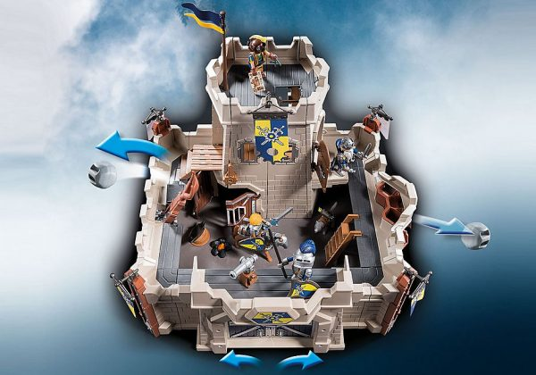Φρούριο του Νόβελμορ 1