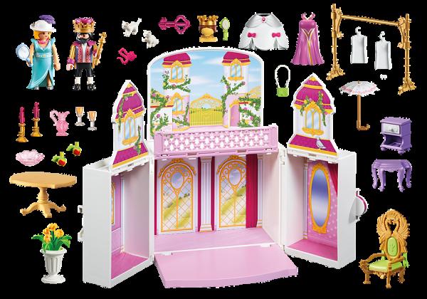 Game Box Πριγκιπικό Παλάτι 1