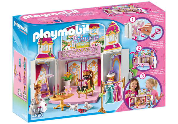 Game Box Πριγκιπικό Παλάτι
