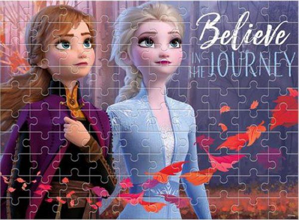 puzzle chromatismou 2 opseon frozen 2 100pcs 562460 luna grammibookshop 1