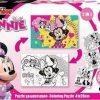 puzzle chromatismou 2 opseon minnie 24pcs 562602 luna grammibookshop