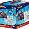 puzzle chromatismou kyvos 2 opseon spiderman 48pcs 500942 luna grammibookshop