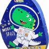 puzzle give me more space dinosaur 42pcs 621145 luna grammibookshop