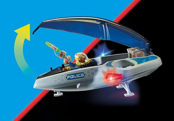 Ιπτάμενο Όχημα Galaxy Police 1