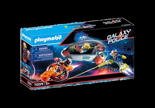 Ιπτάμενο Όχημα Galaxy Police