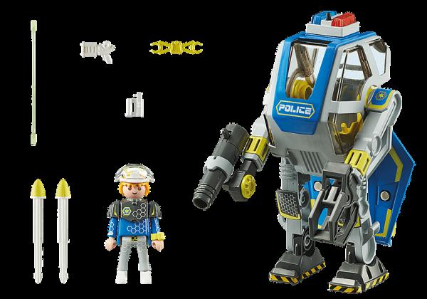 Ρομπότ Galaxy Police 1