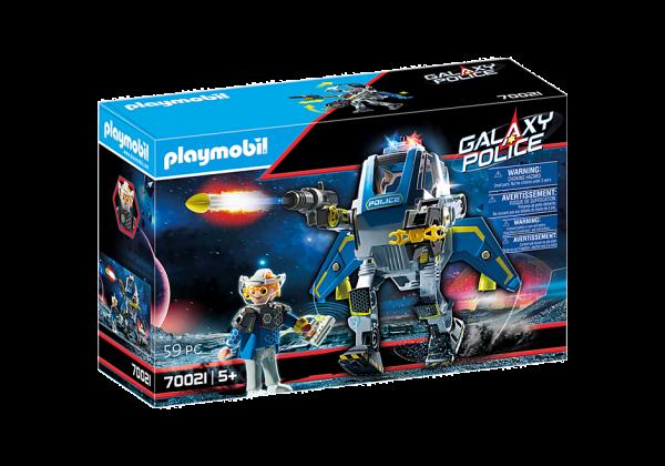 Ρομπότ Galaxy Police