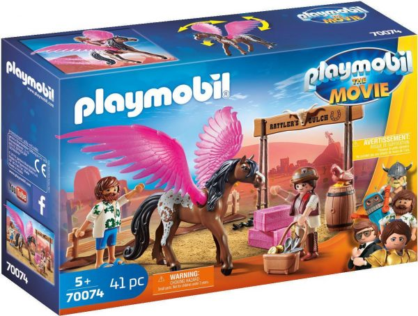 20190218112205 playmobil the movie marla and del with flying horse