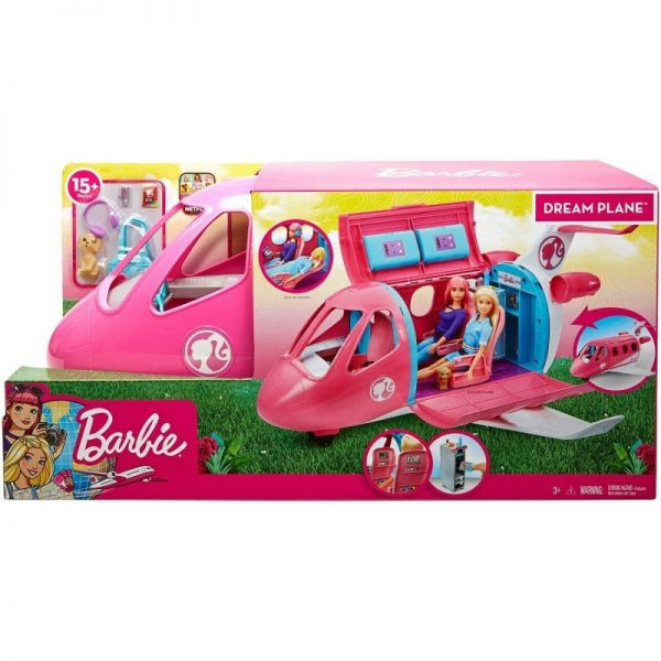 barbie dreamhouse adventures aeroplano 1