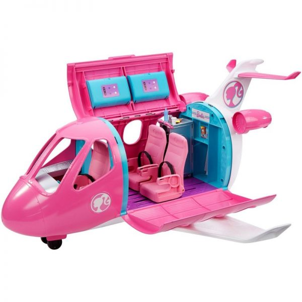 barbie dreamhouse adventures aeroplano