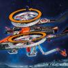 Ελικόπτερο Galaxy Pirates 1