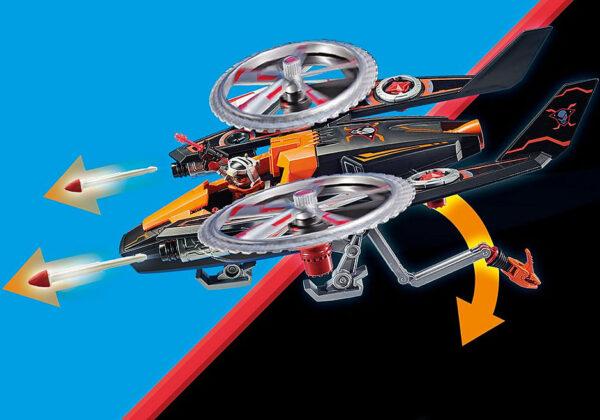 Ελικόπτερο Galaxy Pirates