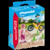 Παιδάκια με πατίνια και ποδήλατο BMX