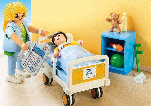 Παιδικό Δωμάτιο Νοσηλείας 1