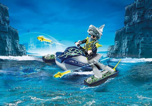 Aqua Scooter της SHARK Team