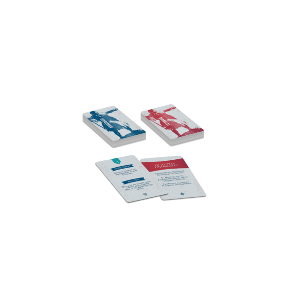 3D CARDS MAXH TOY ETHNOUS