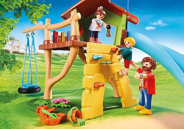 Διασκέδαση στην παιδική χαρά 1