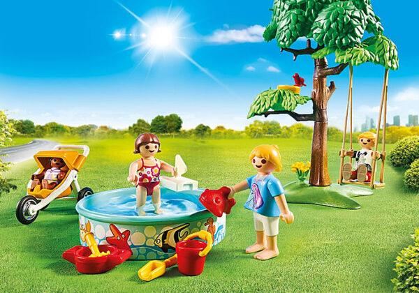 Πάρτυ στον κήπο με barbecue