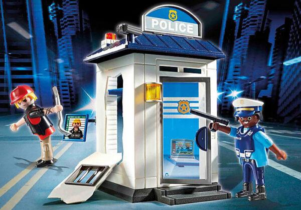 Starter Pack Αστυνομικό τμήμα